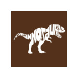 Tyranosaurus Rex Giclee Print by  L.A. Pop Art