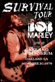 Bob Marley - Survival Tour Posters