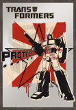 Transformers-Protect-One Sheet Foto