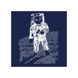 One Giant Leap for Mankind Giclee Print
