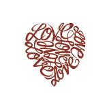 Love, Love, Love Giclee Print