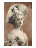 Parisian Lady, Yahne Print