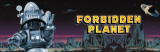 Forbidden Planet - Yellow Logo Prints