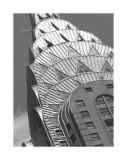 Chrysler Detail Giclée-tryk af Christopher Bliss