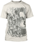 Radiohead - Scribble Shirts