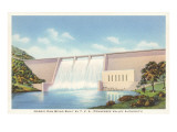 Norris Dam, Tennessee Print