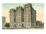 The Rossonian, Houston, Texas Print