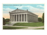 Parthenon, Nashville, Tennessee Posters