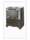 Console Television Set Prints