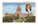 State Capitol, Austin, Texas Posters