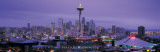 Washington-Seattle Skyline Poster