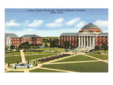 Southern Methodist University, Dallas, Texas Prints