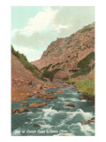 Ogden River and Canyon, Utah Prints