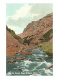 Ogden River and Canyon, Utah Prints
