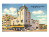 Kress Building, El Paso, Texas Prints