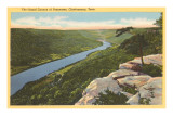 Grand Canyon of Tennessee, Chattanooga, Tennessee Prints