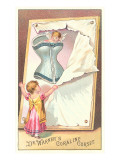 Corset Unveiled by Cherubs Poster