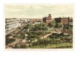 City Park, Hotel Orndorff, El Paso, Texas Prints