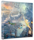 Tinker Bell (Wrapped Canvas) Stretched Canvas Print by Thomas Kinkade