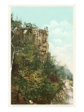 Roper's Rock, Lookout Mountain, Tennessee Print