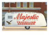 Travelling Majestic Showroom Posters