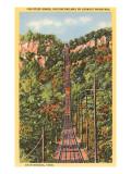 Incline Railway, Chattanooga, Tennessee Art
