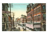 Commerce Street, San Antonio, Texas Prints