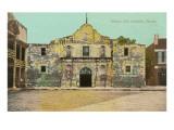 Alamo, San Antonio, Texas Posters