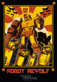 Transformers -Robot Revolt-One Sheet Kunstdrucke