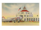 Municipal Airport, Houston, Texas Posters