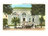 Rosenberg Library, Galveston, Texas Poster