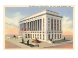 Public Building and Courthouse, Nashville, Tennessee Art