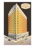 Noel Hotel, Nashville, Tennessee Affiches