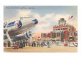 Municipal Airport, Nashville, Tennessee Print