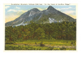 Grandfather Mountain, Blue Range, Tennessee Posters