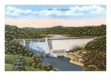 Norris Dam, Tennessee Posters