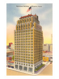 Petroleum Building, Houston, Texas Print