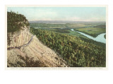 James Point, Chattanooga, Tennessee Prints