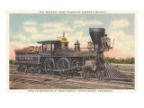 The General, Locomotive, Chattanooga, Tennessee Prints