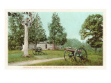 Snodgrass House, Chickamauga, Tennessee Prints