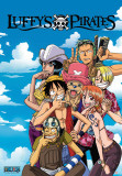 One Piece-Luffy&#39;s Pirates-One Sheet Print