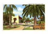Artesian Park, Corpus Christi, Texas Prints