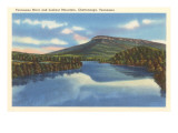 Tennessee River, Lookout Mountain, Tennessee Posters