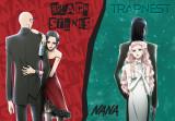Nana-Black Stones - Trapnest-One Sheet Plakater