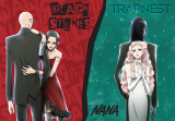Nana-Black Stones - Trapnest-One Sheet Prints