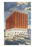 Andrew Jackson Hotel, Nashville, Tennessee Art
