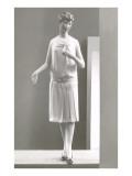 Twenties Mannequin in Flapper Dress Posters