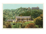 Craven's House, Lookout Mountain, Tennessee Prints