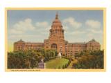 State Capitol, Austin, Texas Art