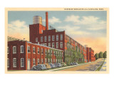 Hardwick Woolen Mills, Cleveland, Tennessee Posters